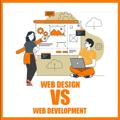 Existe t-il une différence entre le Web design et le développement Web ?