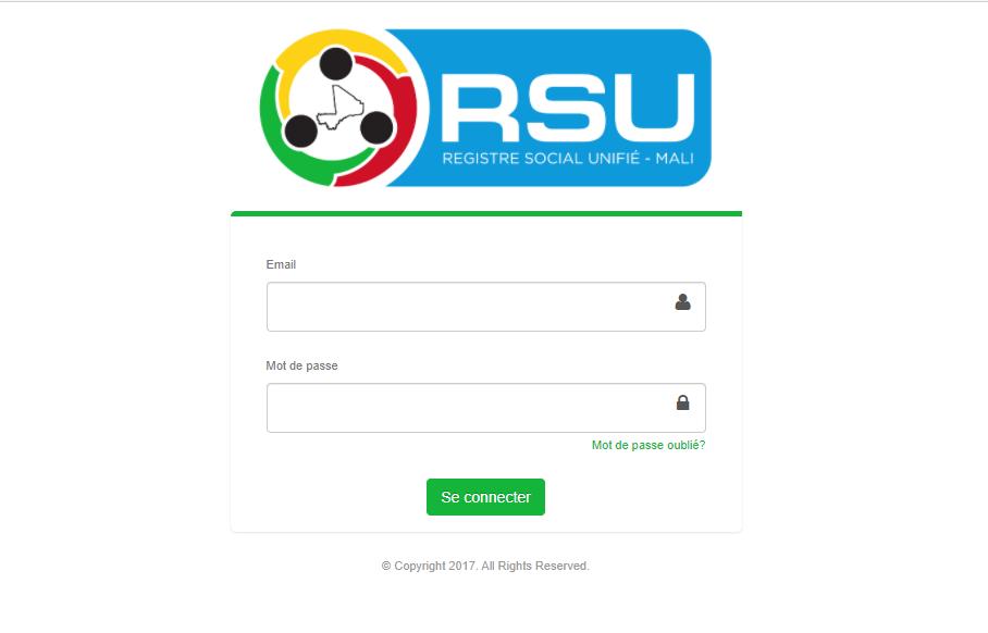 Registre Social Unifié